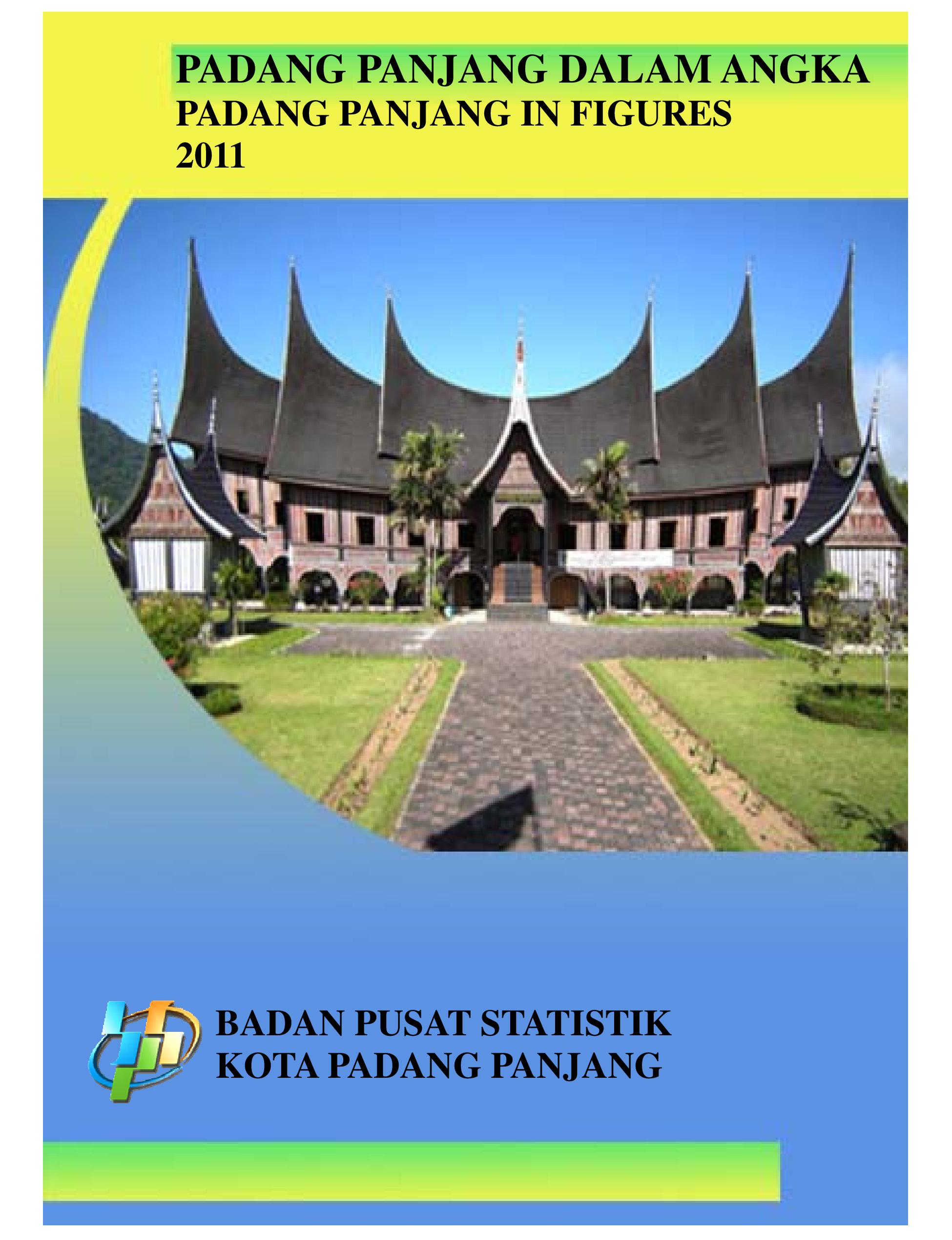 Badan Pusat Statistik Kota Padang Panjang